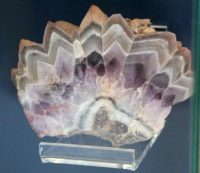 Amethyst (Museum Schloss Wolkenstein CC BY-NC-SA)